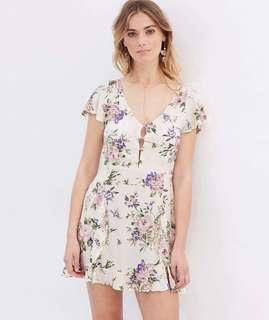 Auguste the label - Ella split front play dress with tags Rrp $149 with tags