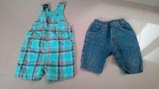 Overall & Celana Jeans