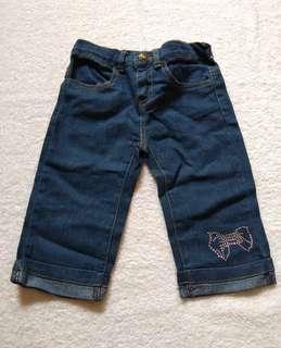 Kid's Maong Pants