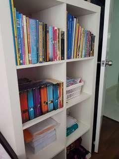 Book Shelf & Study Table