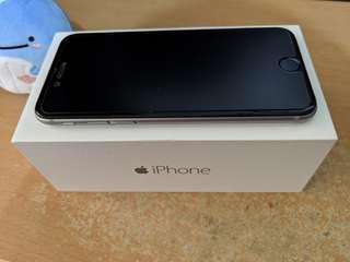 Iphone 6 128GB Space Gray Perfect Condition
