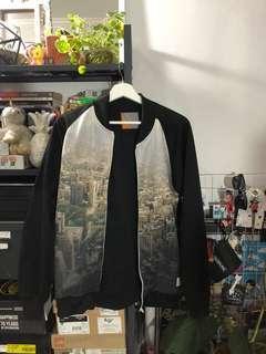 DVSN Jacket cityscape