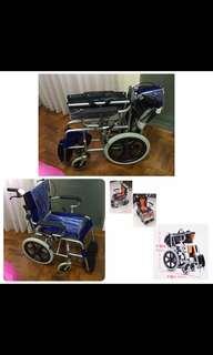 Simply Sale-Premium lightweight foldable Wheelchair