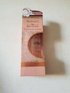 Bio -Essence 24K Bio-Gold Rose Gold Water