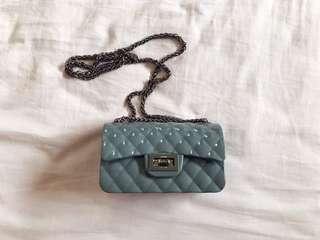 Small Grey Bag