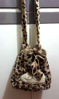 Leopard Sling Bag (Impor Rich HK)