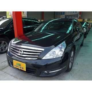 2011年 Nissan 日產 Teana 鐵安娜2.5 黑