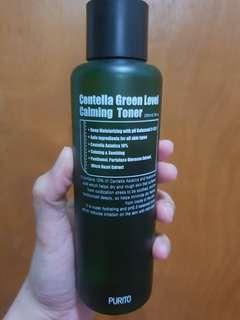 Purito Centella Green Calming Toner
