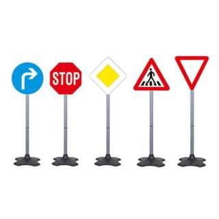 RENTAL: D58 TRAFFIC SIGN