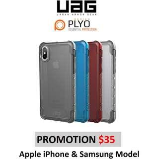 UAG PLYO Series Case for iPhone and Samsung