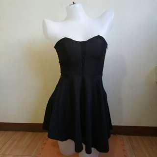 Black Tube Mini Dress