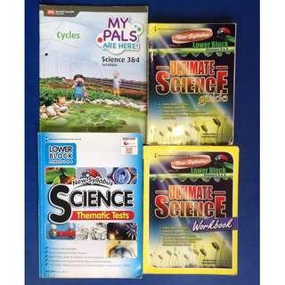 P3 P4 Science