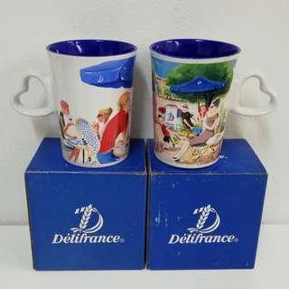 Delifrance Mugs