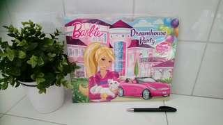 [FreeMail] BN Barbie Dreamhouse Party Fun Flaps to Lift Book $15