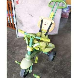 Fisher Price Tricycle Stroller