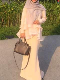 Hijabista Hub Cynthia L Size