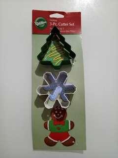 Christmas edition cutlery
