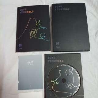 BTS ALBUM LOVE YOURSELF: TEAR