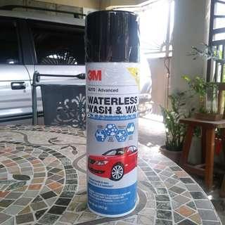 3M Auto Waterless Wash & Wax