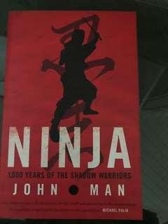 Ninja 1,000 years of the Shadow Worriors