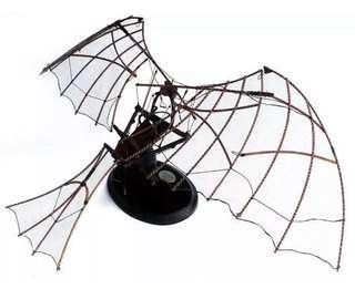 Leonardo Da Vinci Incunabula Museum Limited Edition Flying Machine Vintage Model Kit 極罕有珍藏 達文西 飛行機 飛行器 博物館級 限量模型