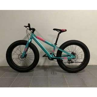(Promotion!!!) Cofidis Smart Big FOOT 24 inch Fat Bike (1 set only)