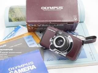 Olympus LT Zoom 105 film compact FULL BOX