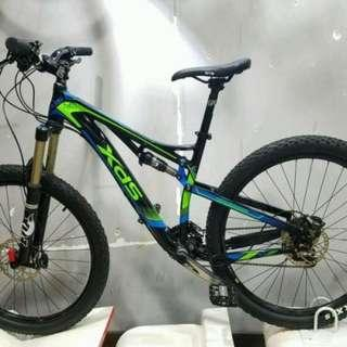 💯🆕(Promotion!) XDS LM460 DH/AM/XC full suspension bike (27.5er)