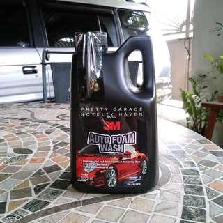 3M Auto Foam Wash