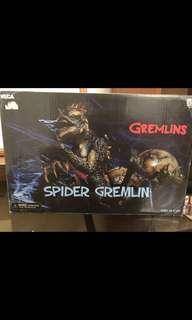 Neca spider gremlins action figure sale