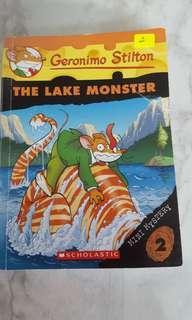 Geronimo Stilton-the lake monster