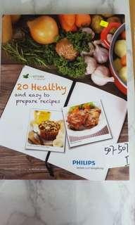 20 health and easy to prepare recipes