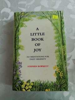 A little book of joy