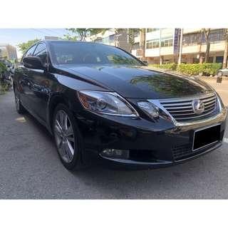 2011年 LEXUS凌志 GS450H 3.5 (黑)油電混和