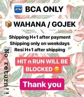Please Read Before Order