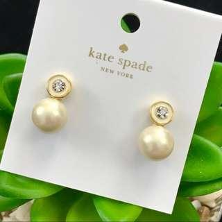 Kate Spade New York Pearly Delight Studs Earrings (INSTOCK)