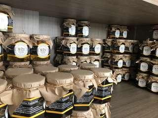 Oh! Honey Master Wild 100% Pure Osmanthus Honey 235grams