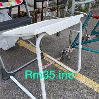 Foldable Adjustable Table