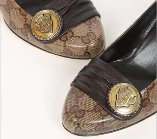 Gucci Heels *Authentic* Size 41C