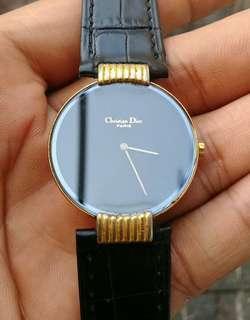 Jam tangan Chtistian dior original