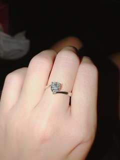 水滴型鑽石 💎1 carat diamond