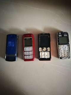 Faulty handphone