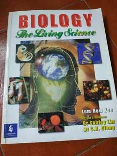 Biology, the Living Science