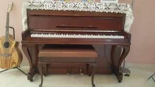 Dijual piano merk SCHUBERT buatan Jerman