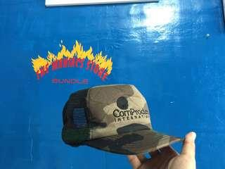 Corn products international camouflage cap