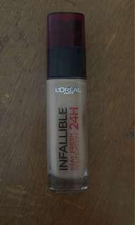 Infallible Stay Fresh 24H Foundation