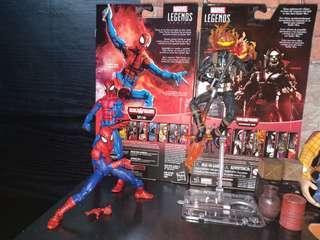 Marvel legends assorted