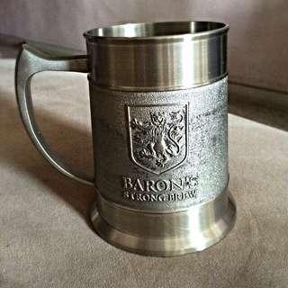 Beautiful Barons Pewter Mug