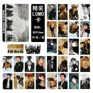EXO Don't Mess Up My Tempo Lomo Card Set
