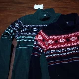 BUNDLE Uniqlo Kids Fleece Sweatshirt